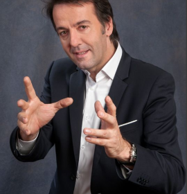 Mickael Aguilar Conférencier Edifia